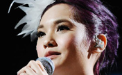 Rainie Yang's world tour in Taipei
