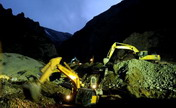 Rescuers still searching for survivors in Tibet landslide