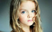 Most charming and adorable child models