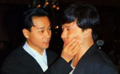 Rare photos of Leslie Cheung