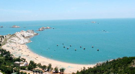 Top 10 most beautiful islands in China