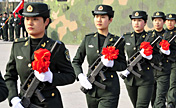 Chinese army founds first female special forces unit