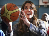 Prince William, Kate love sports