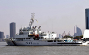 China's largest marine patrol ship sets sail
