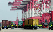 China's foreign trade on recovery track