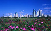 Top 10 cleanest Chinese cities in 2012