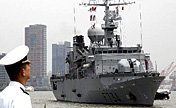 French escort vessel arrives in Shanghai for visit