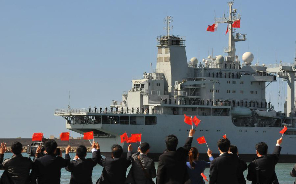 13th Escort Taskforce of Chinese navy concludes visit to Morocco