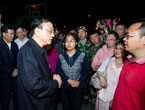 Chinese Premier visits epicenter after deadly quake