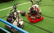 Dutch national robot cup held in Netherlands