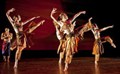 Silk Road experience inspires dance like the wind