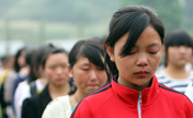 Private sorrows as China mourns earthquake dead