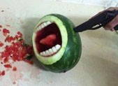 Watermelon gives summer a creative treat