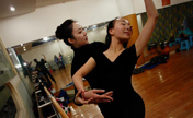 An elegant job: private dancing trainer