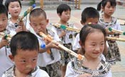 Children's Day celebrated in low-carbon way