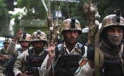 Taliban launches coordinated attack in Kabul