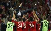 Bayern Munich win UEFA Champions League title
