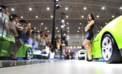 Auto show kicks off in Wuhan