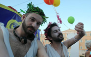 9th Gay Pride Festival held in Athens