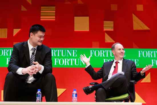 Fortune smiles on Chengdu as forum concludes