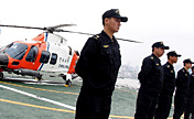 Chinese public service ship starts 62-day voyage