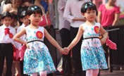 Twin cultural festival held in Weifang, Shandong