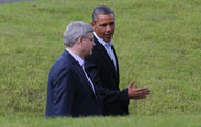 G8, EU leaders gather for final day of summit