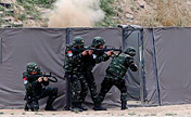 Chinese, Russian special forces in joint training