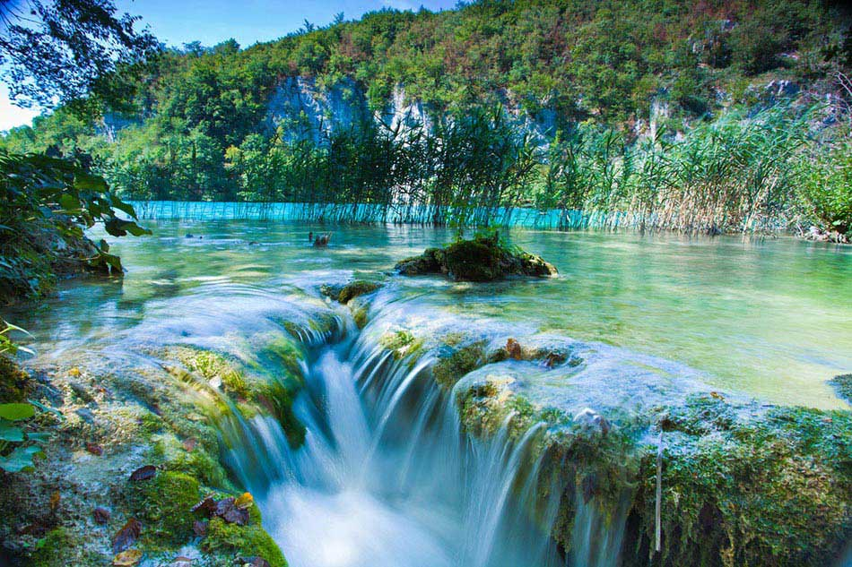 Most beautiful water areas around world - People's Daily ...
