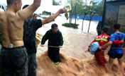 Landslides and flooding kill 39 across country