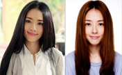 Most popular actresses in Taiwan