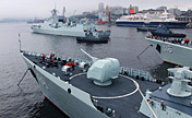 China, Russia start naval drills off coast of Far East