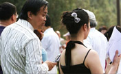 Marriage made in fairs by anxiety Chinese parents