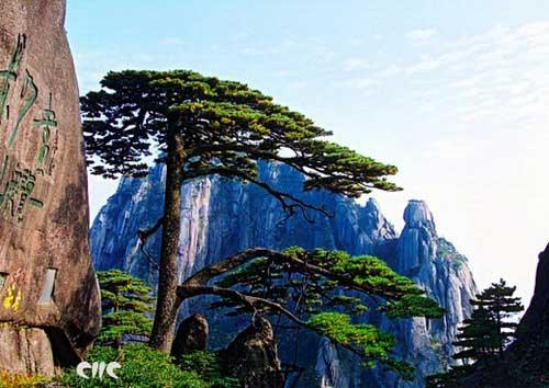 World Mixed Cultural and Natural Heritage: Mount Huangshan
