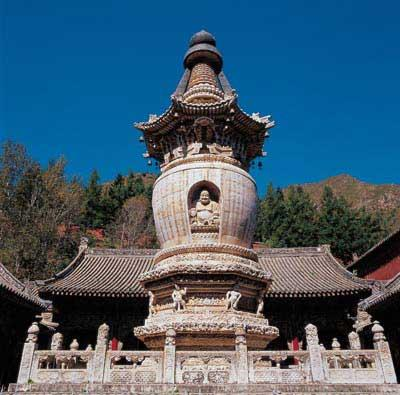 World Cultural Landscape Heritage: Mount Wutai
