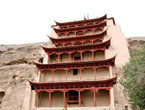 Cultural Heritage: The Mogao Caves