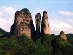 World Natural Heritage: China Danxia