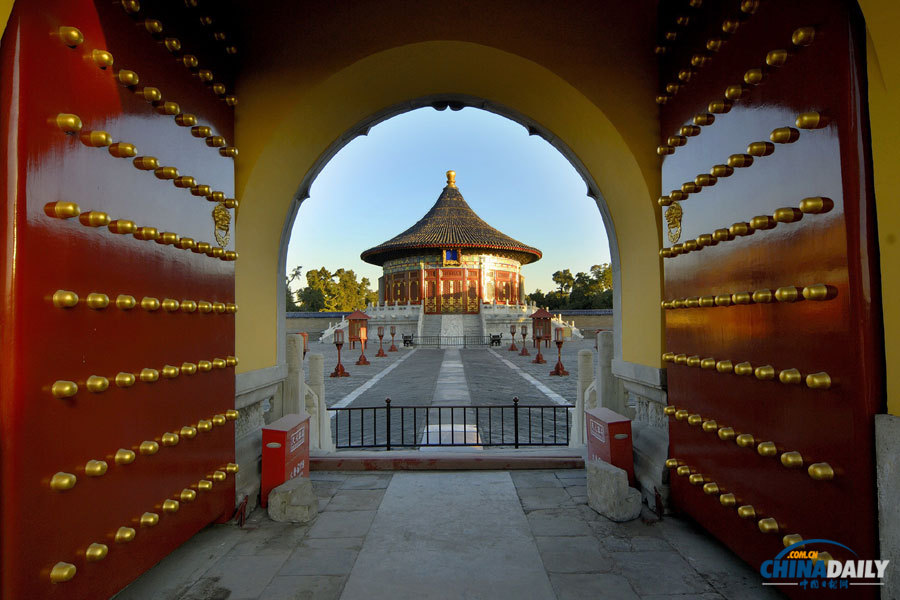 Heritage through lenses-The Temple of Heaven