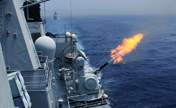 China, Russia hold largest-ever joint naval drills