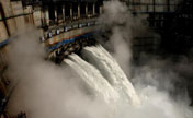 China's 2nd-largest hydropower station opens