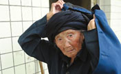 116-yr-old Chinese Woman, the world's oldest