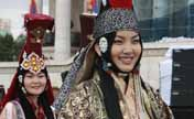 Mongolian Clothing Festival held in Ulan Bator