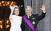 Philippe sworn in as king of Belgium