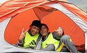 The first altitude summer camp in Tibet
