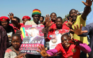 Zimbabweans to choose  president-included officials