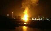 Explosion hits chemical plant in E China