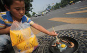 Southern China wilts under heat wave