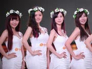 2013 Chinajoy show girls