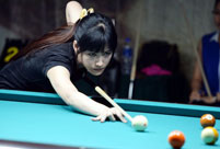 Weekly Sports Photo: Beauty of Nine Ball
