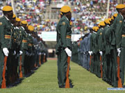 Zimbabwe celebrates Defence Forces Day in Harare